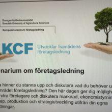 KCF utvecklar framtidens företagsledning