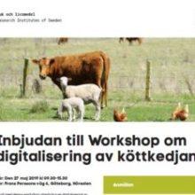 Digitalisering av köttkedjan