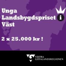 Toppkandidaterna som tävlar om att vinna Unga Landsbygdspriset i Väst 2019