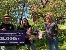 Vinnarna av Unga Landsbygdspriset i Väst 2020